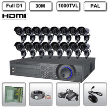 Standalone 16CH H.264 Professional Surveillance Video Recorder Safety CCTV DVR System