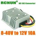 Alta Qualidade Impulso Automático Buck DC Conversor Regulador 8-40 V para 12 V 10A 120 W Step-up Step-down Módulo DC para DC Power fornecer