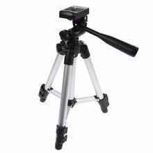 Гибкая Алюминий фонарик Камера видеокамера Портативный штатив Стенд держатель + фонарик держатель + нейлон сумка для переноски