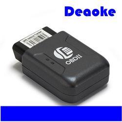 Deaoke darmowa wysyłka OBD lokalizator gps obd2 lokalizator gps lokalizator gps pojazdu (bez pudełka)