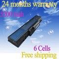 Jigu 4400 mah batería del ordenador portátil para acer aspire 4732 4732z 5732z emachine D525 D725 E-625 E525 E527 E625 E627 E725 GATEWAY NV52