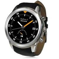 Умные часы телефон X5 1.4 MTK6572 SmartWatch SIM Dual Core 3G Оперативная память 512 МБ Встроенная память 4 г Wi Fi WCDMA GPS для IOS Android push смартфон