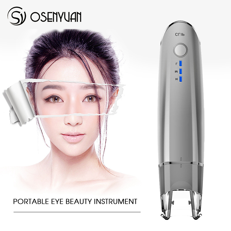 Image 5 - BB Eyes Facials Vibration Wrinkle Remove Thin Face Magic Stick Anti Bag Pouch & Wrinkle Eye Skin Care Tools-in Powered Facial Cleansing Devices from Home Appliances