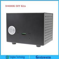 X4000K DIY Kits HIFI Audio Mini PC Compatible With Raspberry Pi