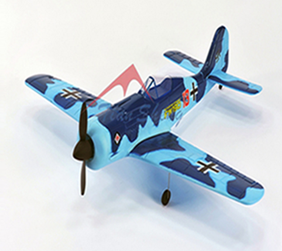 TSRC EPO FW190 RC KIT Propeller Plane Model W/O Motor Servo 30A ESC Battery цена