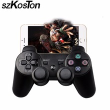 2 4G Wireless Bluetooth Game Controller For sony playstation 3 PS3 Controle Joystick font b Gamepad