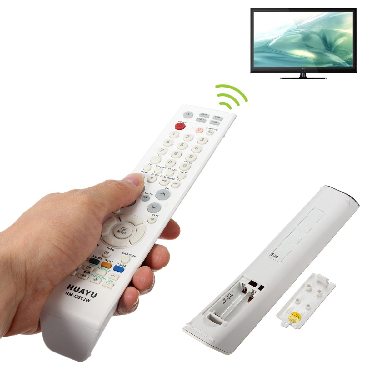 LEORY TV Remote Control Replacement Controller for Samsung BN59 AA59 LED LCD TV DVD VCR samsung un65hu9000 65 tv купить в литве