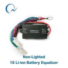 QNBBM 1 S устройство балансировки аккумуляторов эквалайзер без светодиодной литиевой LiFePO4 литий-ионный 18650 DIY устройство балансировки аккумуляторов BMS LIFEPO4 полимерный LTO Pack