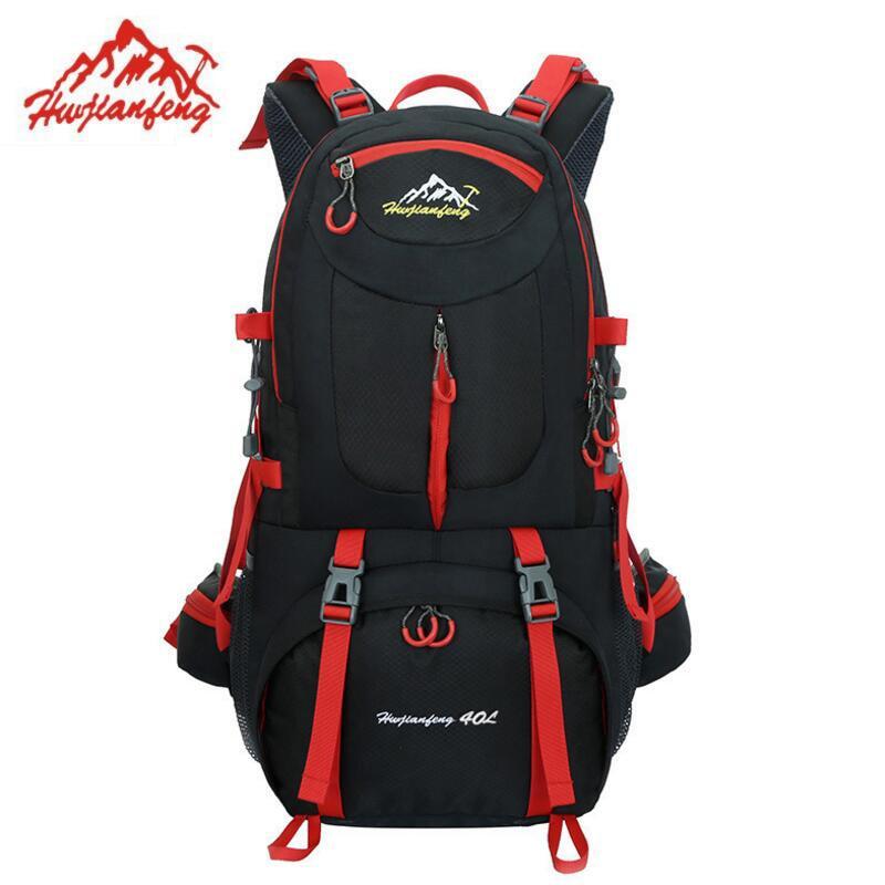 40L 50L 60L Backpack Men Women Travel Bag Large Capacity Waterproof Camping Outdoor Backpack Sports Rucksack