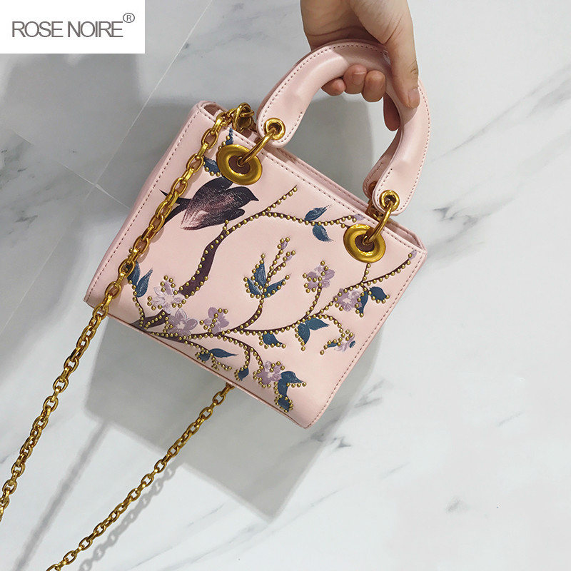 2018 Designer Embroidery Tote Handbag Luxury Crossbody Bags for Women Bagsshoulder Bags Famous Brand Ladies Handbag louis gg bag luxury brand women chain handbag patchwork leather handbag clutch purse famous designer crossbody bags sac a main louis gg bag
