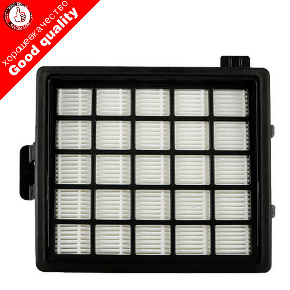 2pcs Replacement HEPA Filters for Philips FC8760 FC8764 FC8767 FC9712 FC9714 New