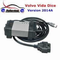 New Arival 2014A Professional Diagnostic Tool Volvo Dice Volvo Vida Dice Support Multi Language