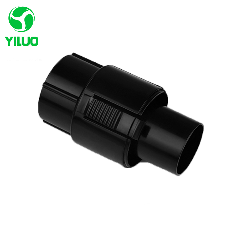 Vacuum cleaner Adapter inner diameter 32mm PP Plastic Connector With Good Quality For Accessories Of Idustrial Vacuum Cleaner vacuum cleaner inner diameter 35mm abs plastic handle connector for accessories idustrial vacuum cleaner