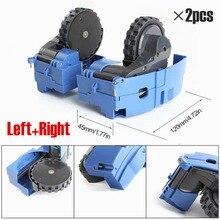 Module de roue gauche droite moteur pour irobot roomba 600 700 500 série 620 650 660 595 780 760 770 pièces daspirateur irobot roue