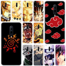 Hot Anime Naruto Soft Silicone Fashion Transparent Case For OnePlus 7 Pro 5G 6 6T 5 5T 3 3T TPU Cover