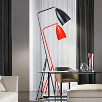 A1 City personality fashion multicolor floor lamp retro creative study living room bedroom floor lights GY306