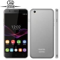 Original Oukitel U7 MAX MTK6580A Quad Core Android 6.0 Smartphone 3G WCDMA 5.5