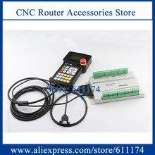 Оригинальная система управления Weihong NK105G3, система управления Axis DSP, интегрированная система чпу, система контроля движения NK105