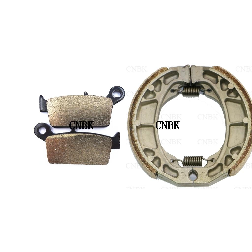 Rotors w//Metallic Pad OE Brakes 2004 2005 2006 2007 2008 2009 SRX Rear
