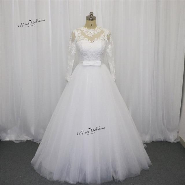 Weiß Boho Hochzeitskleid Vintage Spitze Brautkleider 2017 Vestidos ...