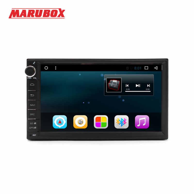 """Автомобильный Универсальный двойной 2 Din Android 7,1 четырехъядерный радиочипы TEF6686, 2 Гб ОЗУ, 32 Гб ПЗУ 1024*600 HD 7 """"gps стерео аудио 3g wifi"""