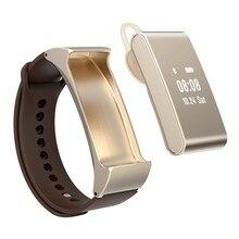 Smart Bracelet M8 Talk Band Bluetooth Headset Wristband Pedometer Fitness Sleep Tracker Remote Control For Andorid iOS Phone