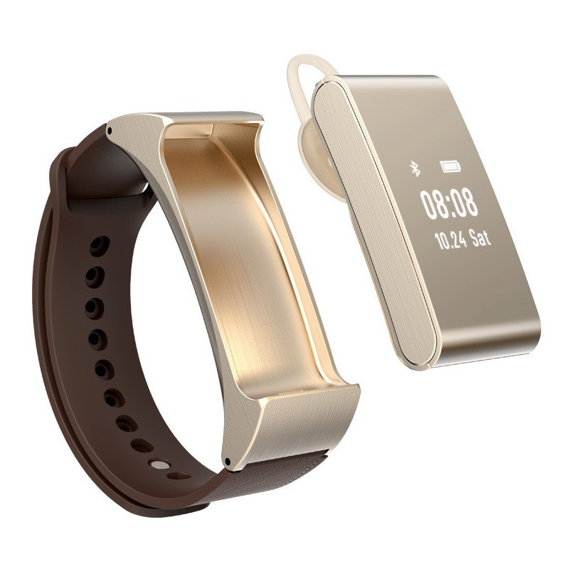 ФОТО Smart Bracelet M8 Talk Band Bluetooth Headset Wristband Pedometer Fitness Sleep Tracker Remote Control For Andorid iOS Phone