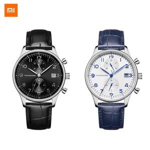 Image 1 - 2colors  TwentySeventeen Light Business Quartz Watch High Quality Elegance For Man And Women