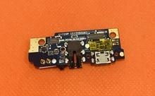 Б/у оригинальная USB зарядная плата для ELEPHONE P8 MAX MTK6750T, Восьмиядерный, 5,5 дюйма FHD, бесплатная доставка