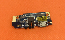 Used Original USB Plug Charge Board For ELEPHONE P8 MAX MTK6750T Octa Core 5.5 Inch FHD Free shipping
