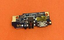 Verwendet Original USB Stecker Lade Board Für ELEFON P8 MAX MTK6750T Octa Core 5,5 Zoll FHD Kostenloser versand