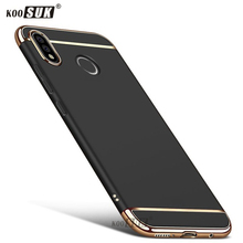 Y9 2019 Case For Huawei Y9 2019 Cover Luxury 3 in 1 Hard PC Protect Back Cases sFor Huawei Y9 2019 Phone Coque Fundas 6.5inch цена