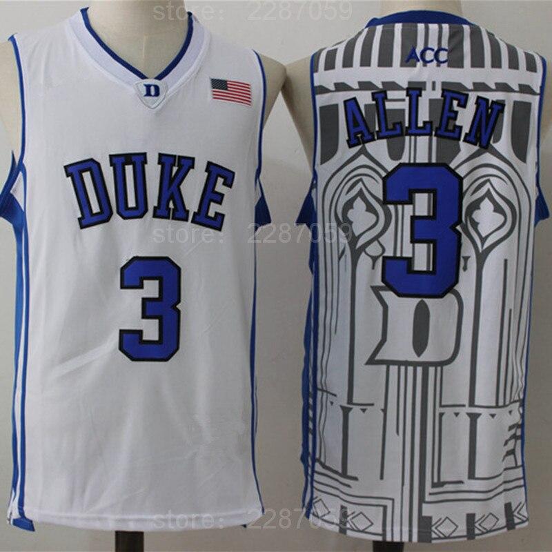 9134576abf7 ... ediwallen discount 3 grayson allen jersey men duke blue devils college  allen basketball jerseys blue