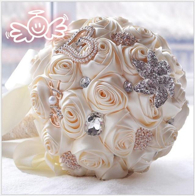 2016 8 Цвета Свадебный Букет Букет Casamento Buque де Mariage Свадебный Букет Рамос де Novia Свадебные Цветы Свадебные Букеты