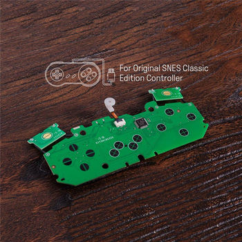 8BitDo Mod Kit parts for SNES Classic Edition Controller DIY SNES Classic Controller to Bluetooth Gamepad NS console Accessories фото