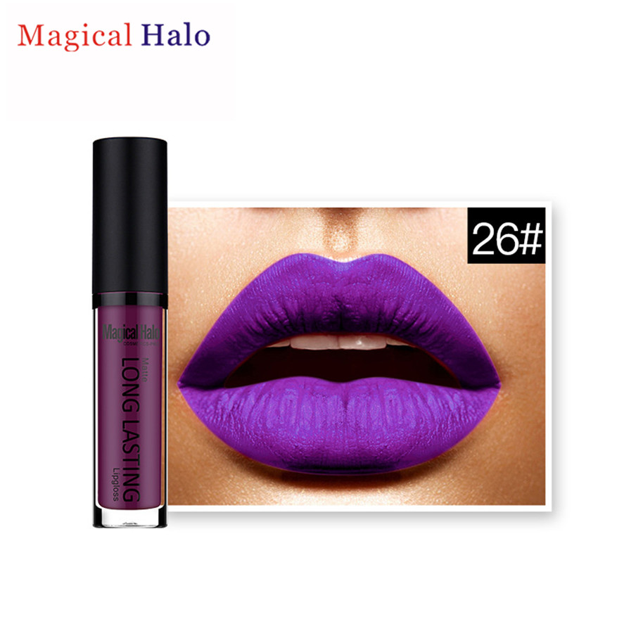 New Magical Halo 1pc Pro Long Lasting Lip Gloss