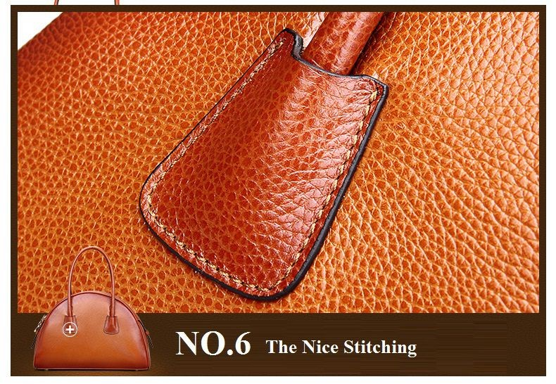 Women Leather Handbags 2016 Vintage Women Purses And Handbags Solid Zipper Shell Bag Women Handbag  Casual Totes Bags Female Bag_334