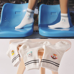 2017 new creative cartoon animal cotton socks spring women japanese socks.jpg 250x250
