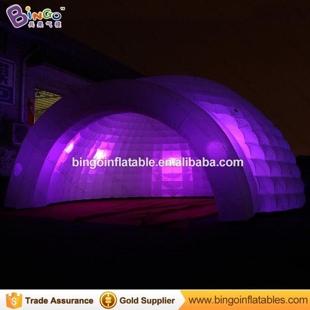 Online Shop 2017 Nieuwste Opblaasbare Dome Tent 8 M * 4 M ...