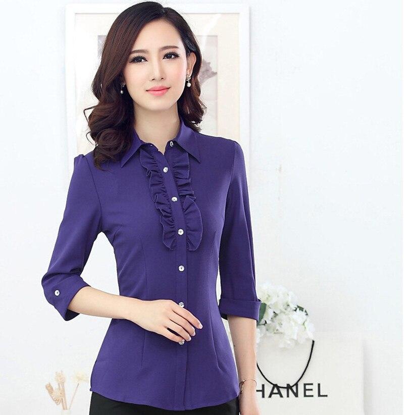f7b9b1cb 2015 OL Women Office Shirts Ladies' Long Sleeve Shirts Women Work Shirts S- 4XLUSD 15.29/piece. 1 2 3 ...