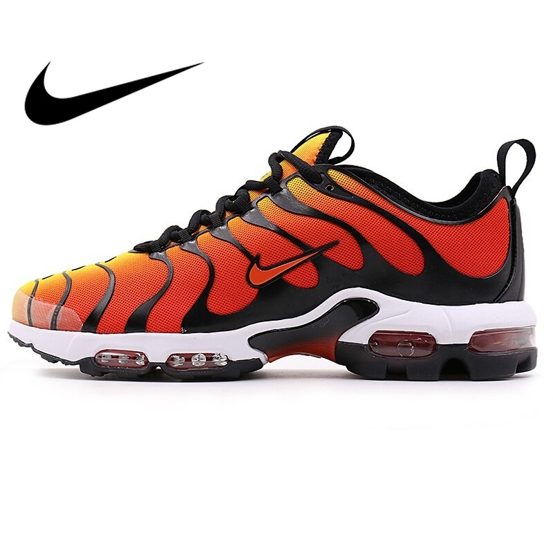 aa21a5ce88693 Original NIKE AIR MAX PLUS TN ULTRA Men s New Outdoor Sports Running Shoes  Breathable Casual Wear Resistant Sneakers for Men