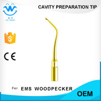 Oral Hygiene 3Pcs Lot SB3T Fit EMS WOODPECKER Dental Equipment Remove The Carious Part Of Teeth