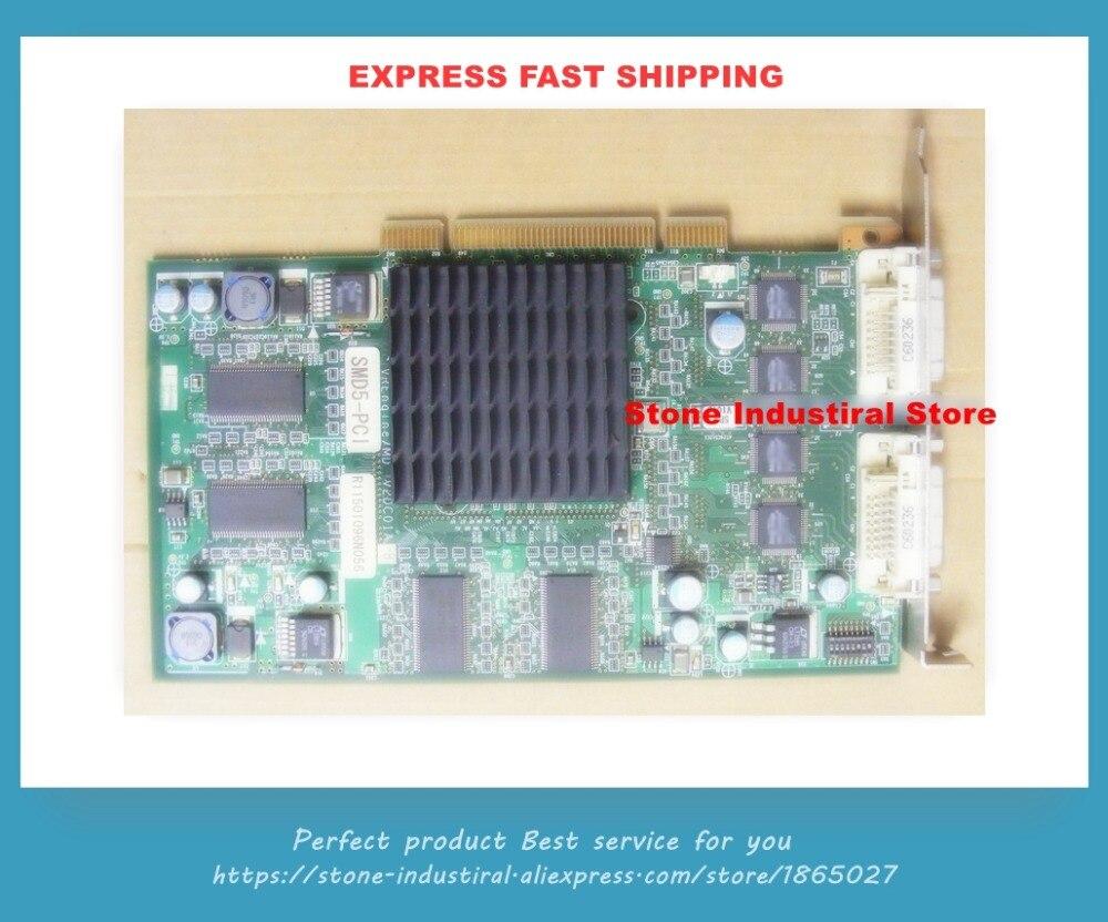 Original VREngine MD SMD5 PCI 5M medical special card medical graphicsOriginal VREngine MD SMD5 PCI 5M medical special card medical graphics