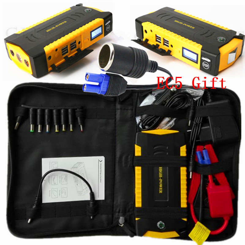 2017 Mini Starting Device Car Jump Starter 600A Pack Portable Power Bank 12V Charger for Car Battery Auto Booster Diesel Starter starting a business for dummies