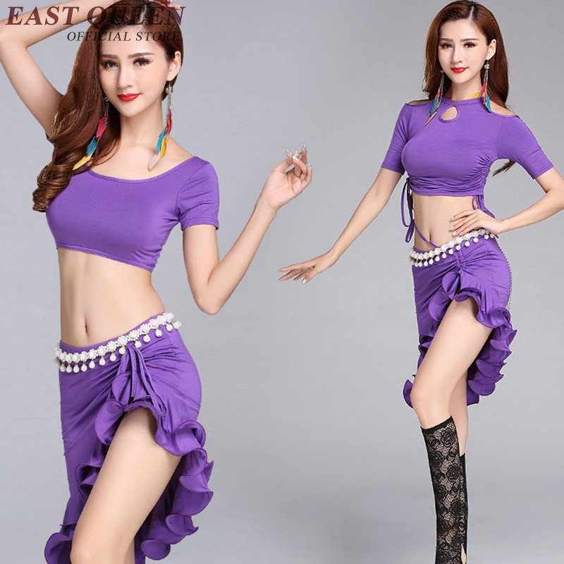 Belly dance costume set indian oriental dance costumes women belly dancing outfits stage dance wear bellydance costume NN0966