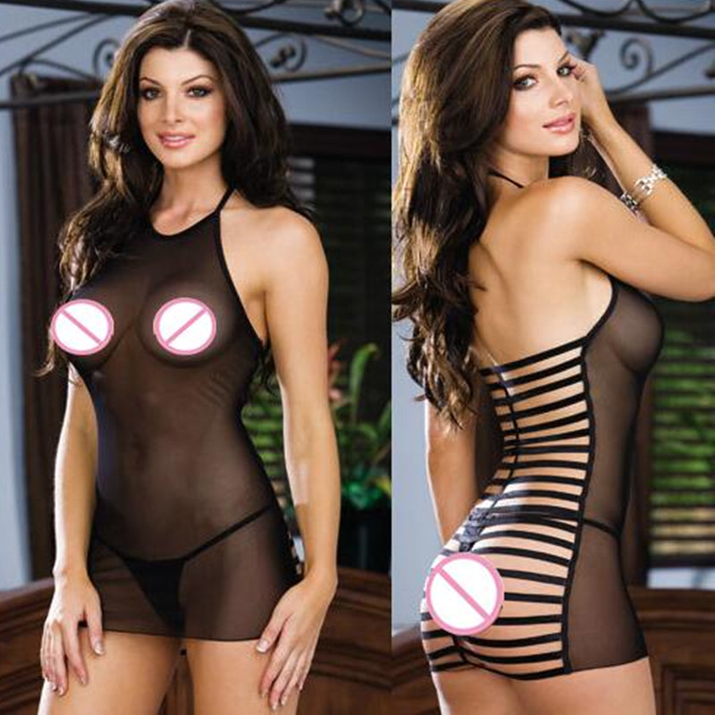 Porn Sexy Lingerie Women Hot Teddy Transparent Lingerie Sexy Costumes Underwear Sleepwear Bdoysuit Bodystocking font b
