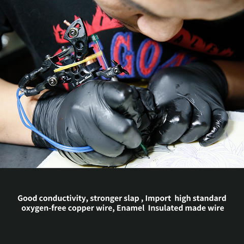 rotativo de alta gun libelula assorted tatoo motor