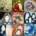 Картинка с животными 5D графика