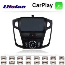 For Ford For Focus MK3 Facelift 2011 2017 LiisLee Car Multimedia TV DVD GPS Radio Carplay