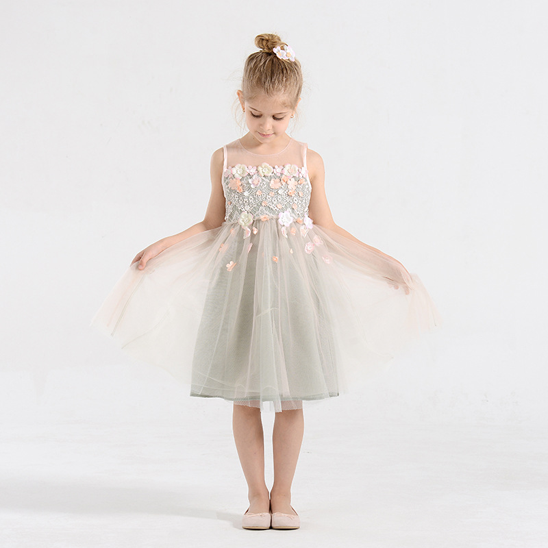 7a735 -- 2017 baby girl clothes wholesale kids clothing lots